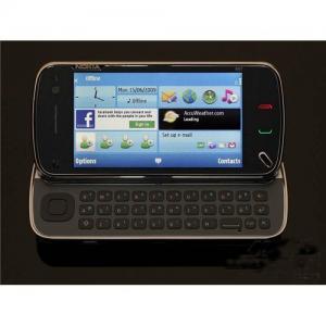 China Brand New Nokia N97 Multimedia Smartphone Black Unlocked on sale