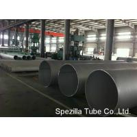 Quality Stainless Steel round pipe ASTM A312 / A213 / A249 TP 321 Stainless Steel Welded for sale