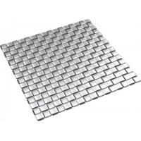 Flat Woven Stainless Steel Architectural Wire Mesh For Building Facade Decoration Manufactures