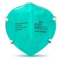 China 3M 9132 N95 FDA Cleared Surgical Mask Particulate Respirator Face Mask on sale
