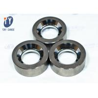 Lightweight Carbide Drawing Dies For Drawing Tube / Rod / Pipe High Strength Manufactures