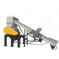 China PC800 PET Bottle Plastic Crusher Machine for  PVC PE PP PS ABS Flakes on sale
