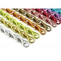 Premium Aluminium Fly Door Chain Curtain for Doorways to Keep Out Insect Manufactures