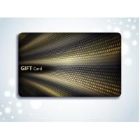 Hitag1/2/S2048 125HZ Contactless Plastic Gift Rfid Payment Card For Printing / Barcode Smart Id Card Manufactures
