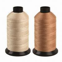 China High-tenacity polyester filament sewing thread, High UV-resistant on sale