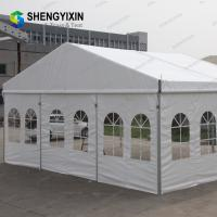China Large industrial warehouse storage tent aluminium outdoor ,industrial tent for warehouse storage ,warehouse tent on sale