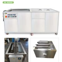 Anilox Roller Ultrasonic Cleaning Equipment	6KW Heating Power For Various Roller Manufactures