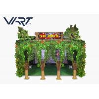 Amazing Electric VR Shooting Simulator For Amusement Park 2000W 220V Manufactures