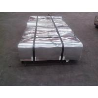 SGCC430 DX51D+Z Galvanised Steel Sheet Roofing Steel Sheet Heat Resistant  for Electron Manufactures