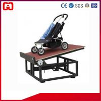 Baby Carriage Brake Performance Testing Machine, 0°~20° Tilt Angle Adjustable Manufactures