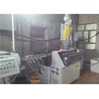 Large Scale Hose Pipe Making Machine , High Efficiency Pe Pipe Production Line Manufactures