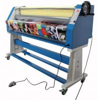 Hot And Cold Film Automatic Roll Laminator Machine Electric Easy Operation Manufactures