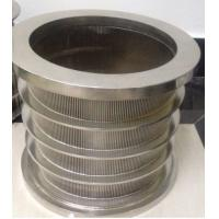 High-tech Pressure Screen Basket for Paper Pulping Machine Manufactures