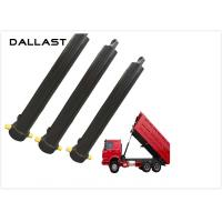 Quality Stainless Steel Telescopic Hydraulic Cylinder FC Agricultural Farm Truck Chrome for sale
