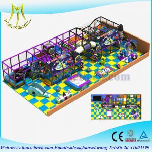 Hansel Indoor playground set children commercial indoor playground equipment Manufactures