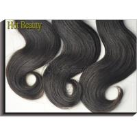 China 12 inch Best Grade Human Hair Extensions Virgin Unprocessed Quality Body Wave wholesale