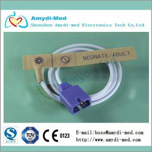 Disposable Nellcor spo2 sensor, oximax, 0.9m, adult/pediatric/infant/neonate non woven fabrics Manufactures