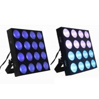 Energy Saving 16pcs LED Par Can Lights 3 In 1 Led Pixel Matrix 480w 50HZ / 60HZ Manufactures