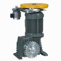 Highly Efficient Elevator Traction Machine , VVVF Drive ET125 Manufactures