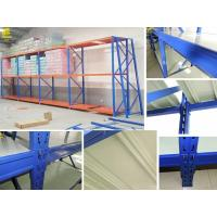 Storage Heavy Duty Metal Shelving , Colorful Heavy Duty Cantilever Racks Manufactures