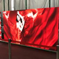 China Narrow Bezel Indoor Full Color LED Display Screen With ALuminum Alloy Frame on sale