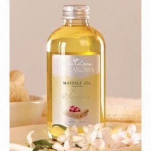China Jasmine Massage Oil, Customized Logos Welcomed on sale