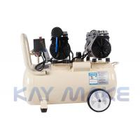 Indoor Silent Oil Free Compressor , Long Life Spend Quiet Portable Air Compressor Manufactures