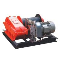 YT CE certificated 2t-65t electric windlass, JK model high speed electric wire rope winch Manufactures