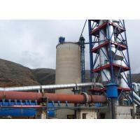 China Highly cost effective clinker cement production line price on sale