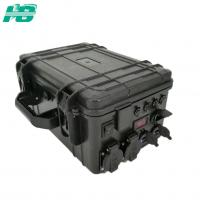 China 48v Rechargeable Special Lithium Battery For Military Weapons / Power Communications on sale