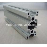 Natural Anodized Machined Aluminium Profiles For Interior Decoration Materials Manufactures