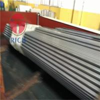 Quality Custom Seamless Stainless Steel Pipes For Fluid Transportation GB/T 14976 for sale