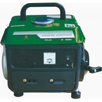 Air Cooled Generators With 2 Stroke Engine , 650W 800W 110-240V Manufactures