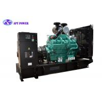 50Hz Frequency Chinese Cummins Diesel Generator With Open Type Diesel Generator Use for Buildings Manufactures