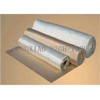 Acrylic Coated High Silica Fabric For Piping Flame Retardant Anti Corrosion Manufactures