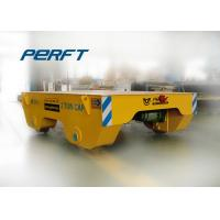 5 Ton Car Plant Trailer Transfer Carriage On Rails In Factory Workshop Manufactures