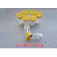 Human Growth Hormone Muscle Building Peptides CJC1295  / CJC1295 DAC Manufactures