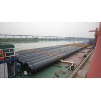 ASTM A672 Electric Fusion Welded Steel Pipe Grade B50 B55 B60 B65 B70 C60 C65 C70 CD70 Manufactures