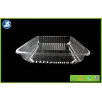 Food Grade Clear Plastic Food Packaging Trays , meat packing trays Manufactures