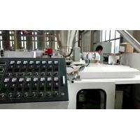 Jwell PVC Foam Skirting Board Extrusion Line Manufactures