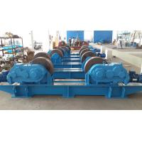 200Ton Metal Wheels Conventional Welding Rotator For Wind Tower Production Manufactures