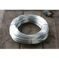 China 25kg / coil hot dipped galvanized wire for welded mesh chain link fence on sale