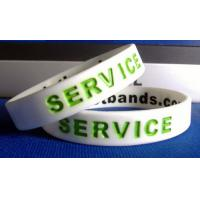Cool Colourful Silicone Rubber Sports Silicone Bracelets Cuff Bracelet Wrist Bands Manufactures