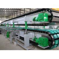 China 1200mm Continuous PU Sandwich Panel Production Line on sale