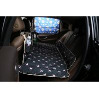 Butterfly Pattern Travel Car Bed Mattress , Back Seat Truck Mattress For Camping
