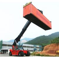 45 ton container reach stacker manufacturer 45 T container lift truck 45 ton reach stacker Manufactures
