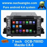 Ouchuangbo In dash GPS Navigation iPod USB Stereo 3G Wifi for Mazda CX-5 Android 4.4 Syste Manufactures