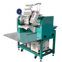 Quality single heads mix embroidrey machine for sale