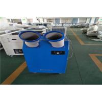 Industrial Portable Cooling Units , 3500W Dehumidifying System Cooler for sale