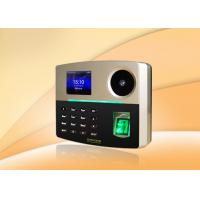 Buy cheap Multi-verify biometric time attendance with Palm and fingerprint from wholesalers